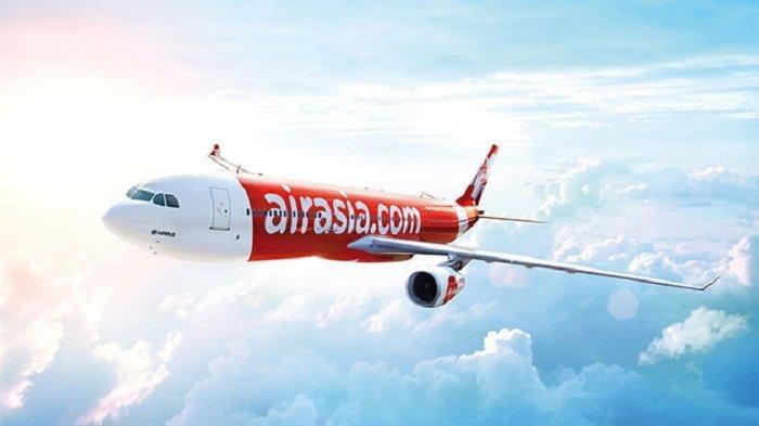 Layanan Bagasi Maskapai AirAsia Tidak Gratis Lagi untuk Calon Penumpang Pesawat Penerbangan Domestik