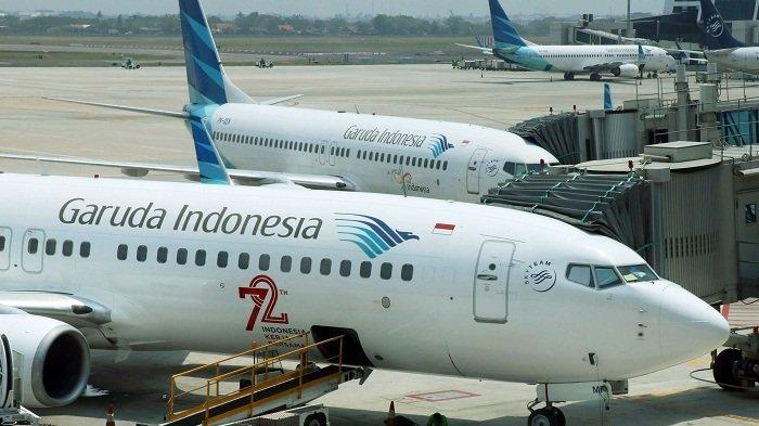Penjelasan Garuda Indonesia Terkait Penumpang Positif Virus Corona dalam Penerbangan Jakarta-Sorong