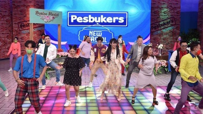 Mengusung tema Cinta Ramadan, ANTV menyajikan program Sahurnya Pesbukers dan Pesbukers New Normal di Ramadan 2021. Ada banyak artis ternama Indonesia dan India yang dihadirkan di Pesbukers.