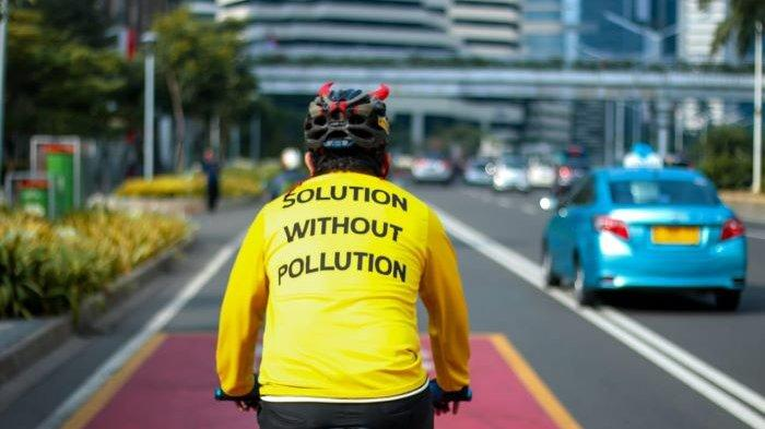Diskusi Menggugat Negara Atas Hak Rasa Aman bagi Pesepeda di Jalan Raya Diserang Hacker