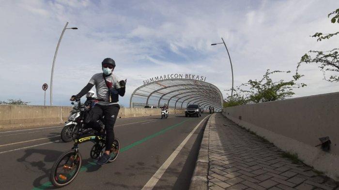 Flyover Summarecon Bekasi dan 3 Ruas Jalan Lain Ditutup Jam 8 Malam, ini Rekayasa Lalinnya