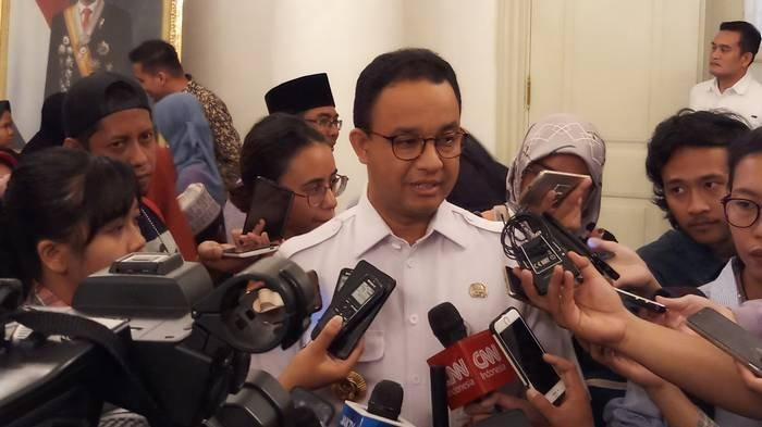 Anies Sebut Puluhan Ribu Perantau Geruduk Jakarta Usai Lebaran adalah Sesuatu yang Normal