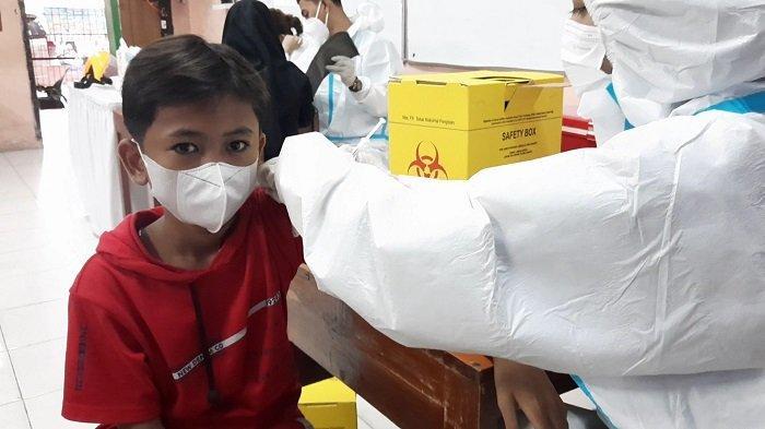 Anak-anak Wajib Divaksin Covid-19 karena Dapat Menularkan ke Orang yang Rentan Sakit
