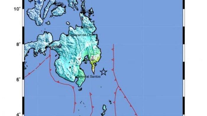 Usai Gempa dengan Magnitudo 7,1 SR, BMKG Warning Terjadi Gempa Susulan di Melonguane, Sulawesi Utara