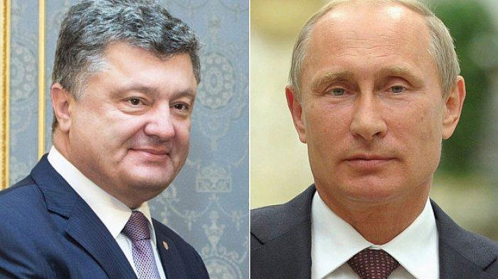 Presiden Poroshenko: Vladimir Putin Ingin Duduki Ukraina untuk Bangkitkan Kekaisaran Rusia
