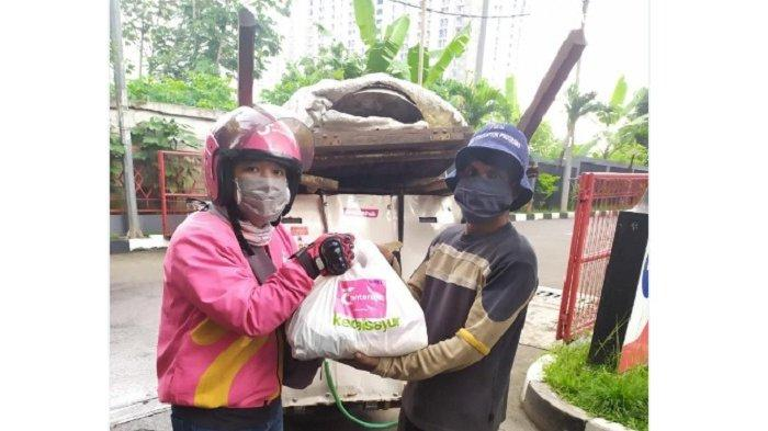 Gandeng Kedai Sayur, Anteraja Luncurkan Program Satria Berbagi di Tengah Pandemi Covid-19