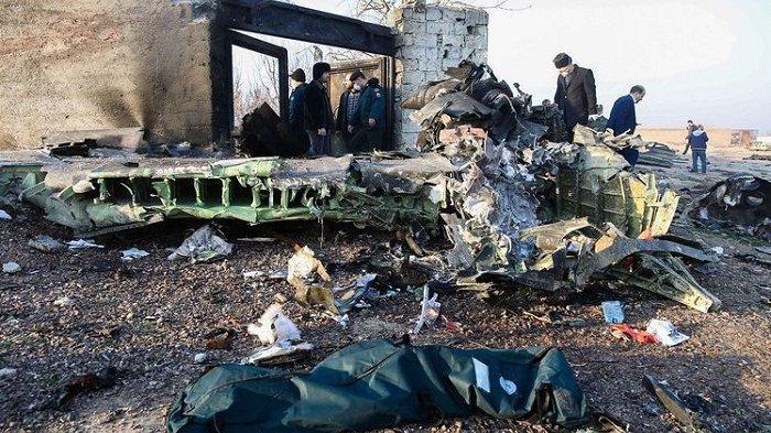 Demontrans di Iran Tuding Pejabat Setempat 'Pembohong', Begini Pengakuan Iran Tembak Pesawat Ukraina