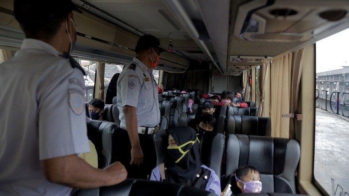 Libur Panjang, Jumlah Penumpang di Terminal Kampung Rambutan dan Terminal Tanjung Priok Meningkat