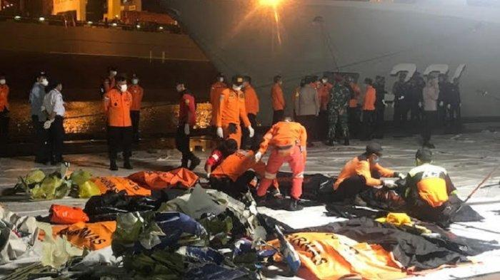 Kebanyakan Jenazah Korban Kecelakaan Sriwijaya Air Ditemukan Tidak Utuh, Begini Cara Identifikasinya