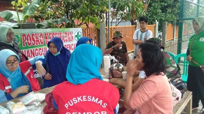 Korban Banjir Kota Tangerang Mulai Keluhkan Gatal-Gatal, Pemkot Bangun 6 Posko Kesehatan