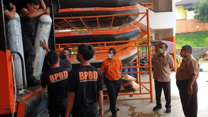 Permintaan Tinggi, Posko Oksigen di Bogor Sibuk Layani Permintaan Isi Ulang dari 29 Rumah Sakit