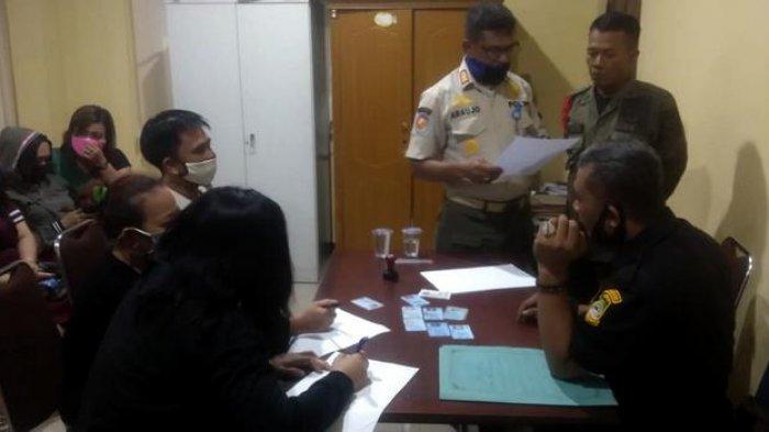 Lima Panti Pijat di Tangerang Digerebek, 18 Orang Diamankan Mulai Terapis hingga Pelanggan