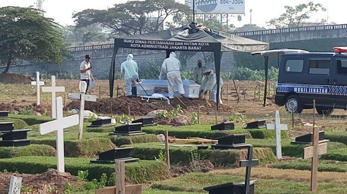 VIDEO TPU Tegal Alur Tidak Lagi Terima Pemakaman Jenazah Pasien Covid-19