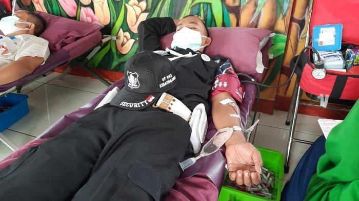 Jalankan Instruksi Anies Baswedan, Petugas Dishub DKI Jakarta Kini Mulai Rutin Donorkan Darah