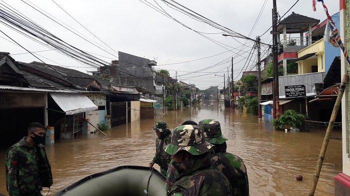 Dilintasi Banyak Sungai dan Minim Resapan Sebabkan Kota Bekasi Dikepung Banjir