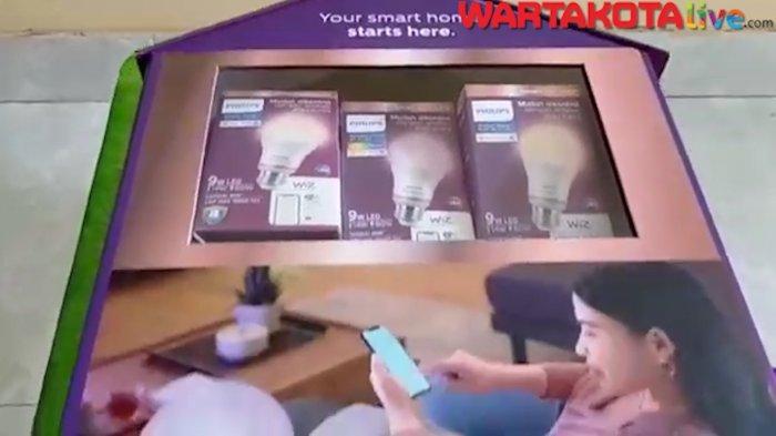 VIDEO: Philips Smart Wi-Fi LED Bohlam Lampu Pintar Terkoneksi Wi-Fi