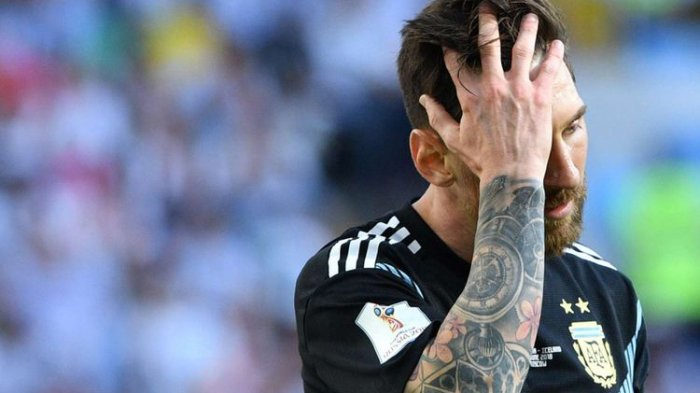 Beban Ganda Lionel Messi Menghadapi Luca Modric dan Ivan Rakitic