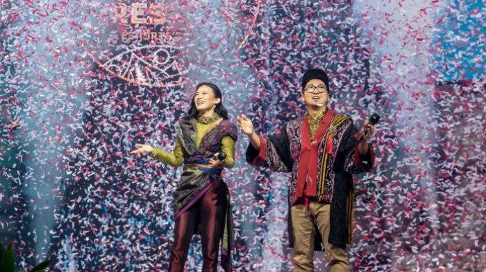 Piala Presiden Esports 2021 Dibuka, Angkat Sports Tourism hingga Keindahan Alam dan Budaya Indonesia