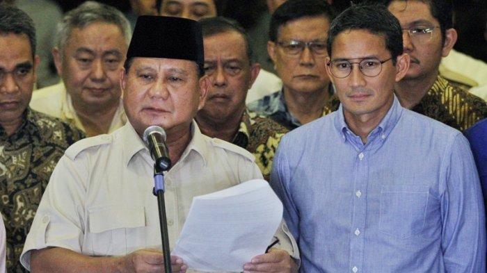 Prabowo Cari Langkah Hukum Lain yang Bisa Ditempuh, Padahal Putusan MK Bersifat Final dan Mengikat
