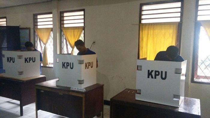 Angka Partisipasi Pemilih Pilkada Kota Bekasi Mencapai 73 Persen