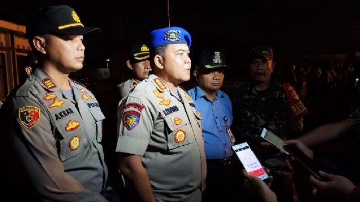 Pastikan Keamanan Pilkades Tangerang Serentak, Polisi Turun Langsung Ke Desa