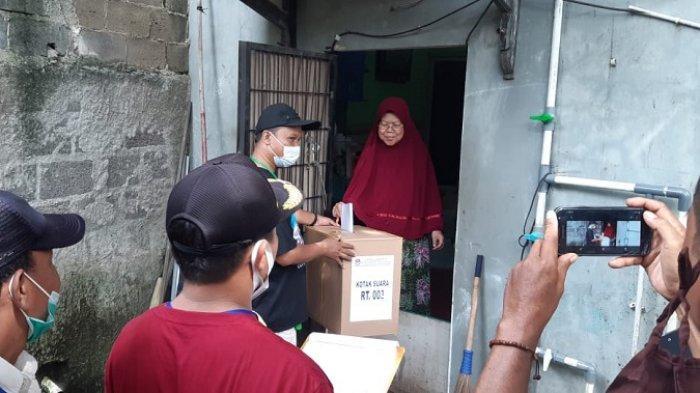 Pemilihan Ketua RW di Tangerang Berlangsung Antusias dan Meriah, Panitia Door to Door Pemilih