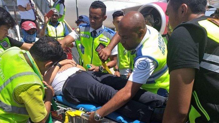 Pesawat Batik Air Mendarat Darurat di Kupang, Diduga Pilot Pingsan
