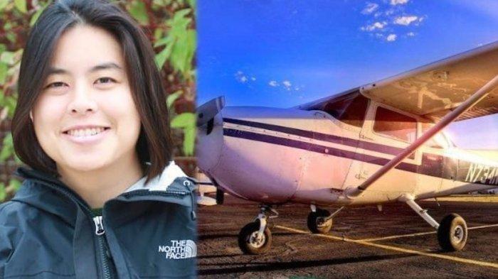 Sosok Joice Lin Pilot Pesawat Perintis MAF yang Jatuh di Sentani Juga Spesialis IT