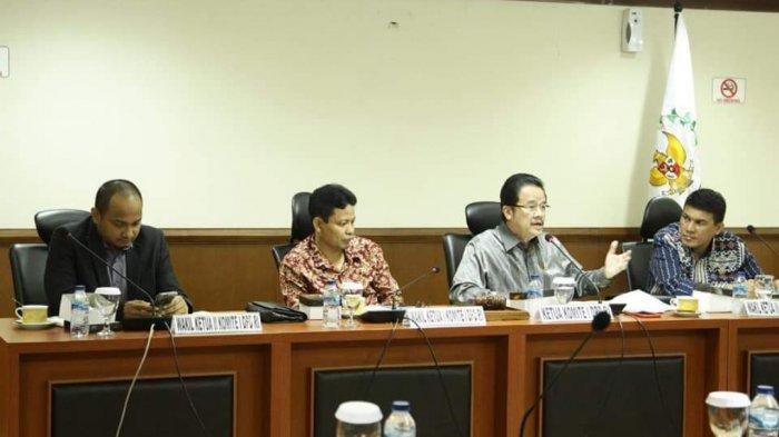 Sikap Politik Komite I DPD RI Soal Penggunaan Dana Desa untuk Cegah dan Tanggulangi Pandemi Covid-19