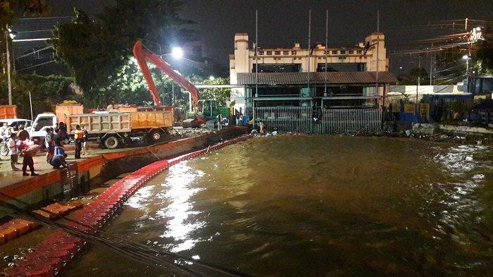 UPDATE Tinggi Muka Air Seluruh Pintu Air di Jakarta, Bogor, dan Depok Jumat 18 Juni 2021