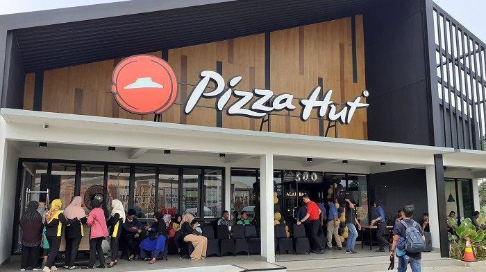 WADUH, Pemilik Waralaba Pizza Hut dan Wendy's Terbesar di AS Bangkrut Terdampak Pandemi Covid-19