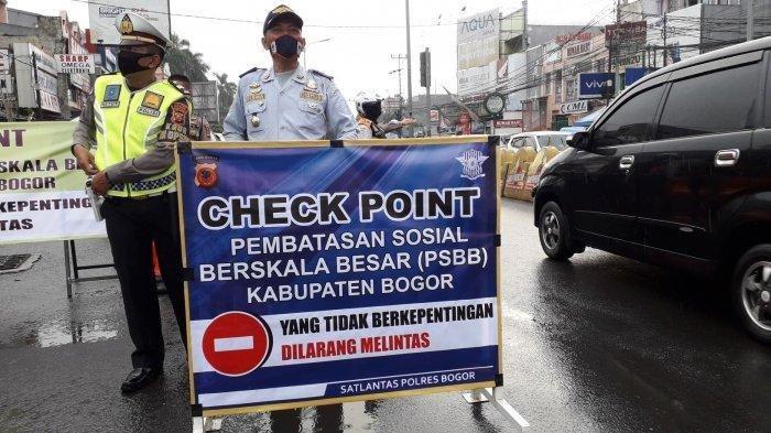 Selama 5 Hari Polisi Paksa Putar Balik 14.500 Kendaraan yang Tidak Punya SIKM