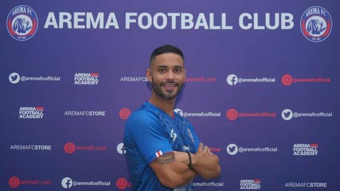 Playmaker Bruno Smith ke Brasil bukan untuk Mengkhianati Arema