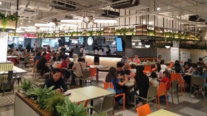 Plaza Blok M Hadirkan Food Society, Zona Kuliner yang Ngehitz