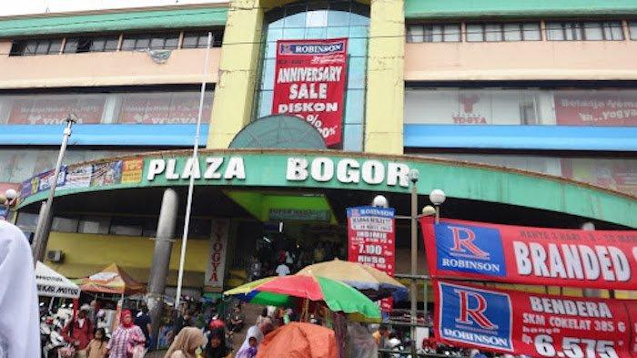 BREAKING NEWS: Jelang Lebaran Pengunjung Padati Plaza Bogor Tanpa Protokol PSBB