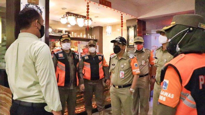 Satpol PP Jakarta Pusat Beri Teguran Tertulis 8 Resto di Mal Senayan City, Ini Alasannya