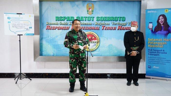 RS Kepresidenan Gatot Subroto Apresiasi Layanan Kelistrikan