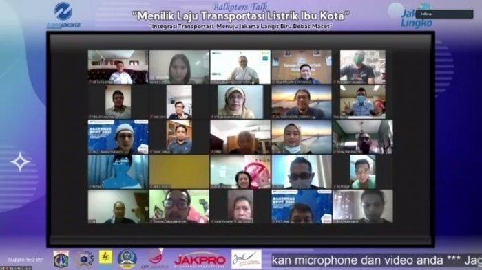 PLN Siap Dukung Bus Transjakarta Listrik di Ibu Kota