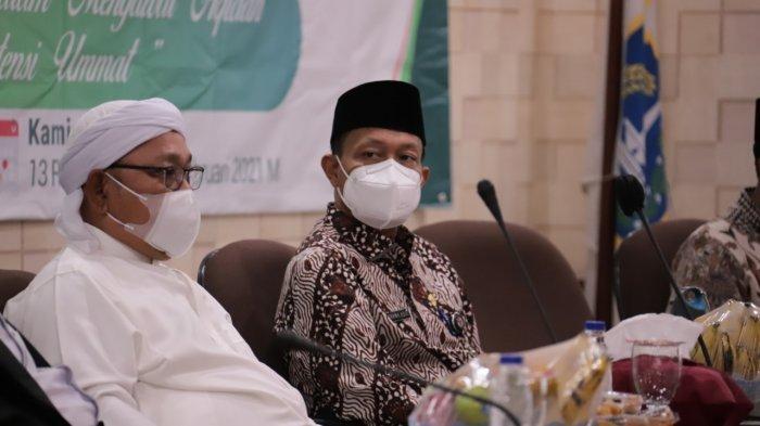 Isnawa Adji Ajak Pengurus MUI Jakarta Selatan Bersinergi Tuntaskan Pandemi Covid-19