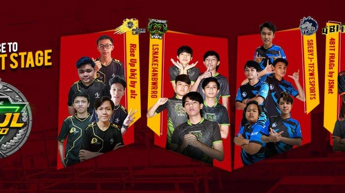 16 tim bertanding pada Grand Final Turnamen Point Blank Indonesia Qualifier 2020