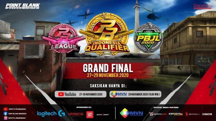 16 Tim Siap Berlaga Pada Grand Final Point Blank Indonesia Qualifier 2020