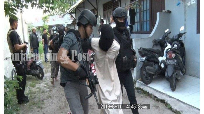 Densus 88 Antiteror Polri Tangkap 6 Terduga Teroris di Bekasi dan Palangkaraya, Ini Keterlibatannya