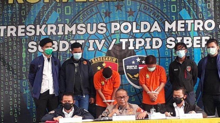 Polisi Ciduk Penyebar Hoaks Kapolda dan Pangdam Jaya Bunuh 6 Anggota FPI, Bekerja Sebagai Pedagang