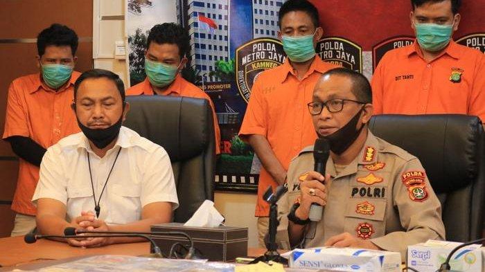 Kawanan Bobol ATM Tusuk Gigi Berbagi Peran Dalam Melancarkan Aksinya