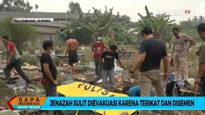 Penggali Kubur yang Terlibat Pembunuhan PNS dan Mayatnya Dicor Ternyata Sudah Kabur Sejak 9 Oktober