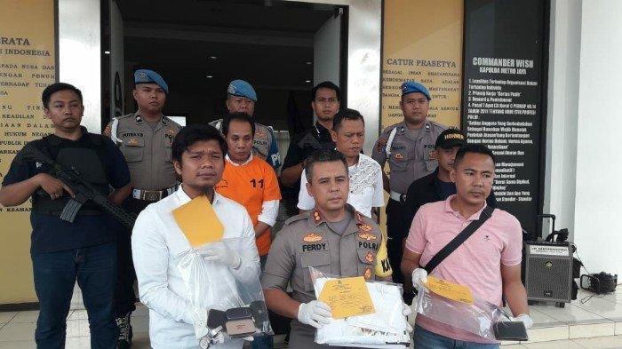 KPK dan Polisi Bekuk Buronan Tipikor Lampung di Tangsel