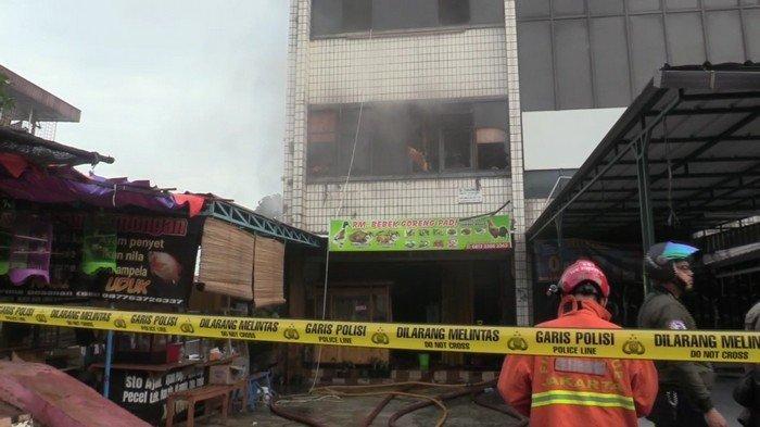 UPDATE Polisi Periksa 3 Saksi Terkait Kebakaran Ruko Jatinegara yang Tewaskan 1 Orang