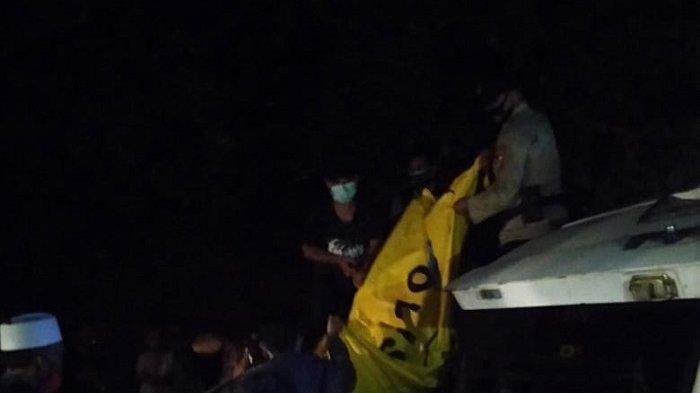 Sedang Asyik Memancing Ikan di Sungai Cisadane, 2 Warga Carigin Temukan Mayat Lelaki Mengambang
