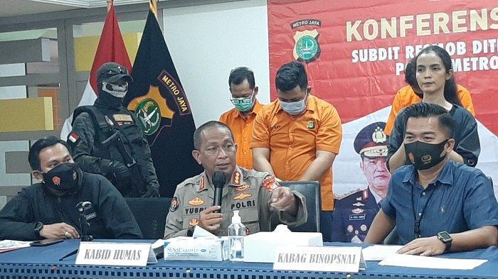 Polisi Gadungan Berpangkat Kompol Bertugas di Polda Peras Pelaku Prostitusi Online, Dibekuk Polisi