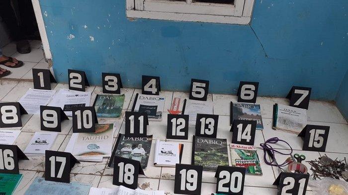 Sudah 40 Terduga Teroris Diringkus Densus 88, Polisi dan Tempat Ibadah Jadi Target Serangan